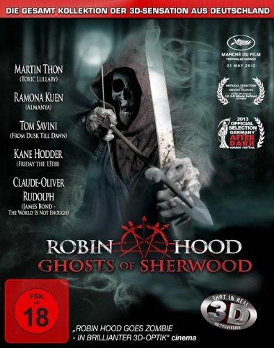 Robin Hood - Ghosts of Sherwood (4er DVD- Box plus Soundtrack) Preisvergleich