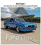 Ford Capri 2019: Ein Auto, das Sie sich schon immer gewünscht haben.