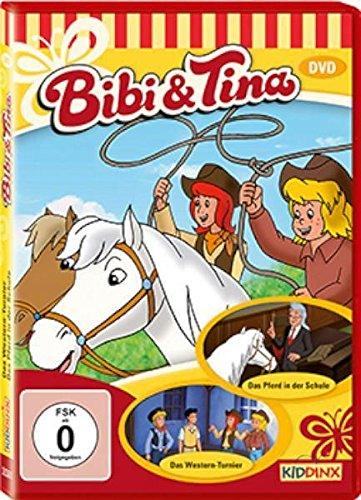 Bild von Bibi und Tina - Das Western-Turnier/Das Pferd in der Schule