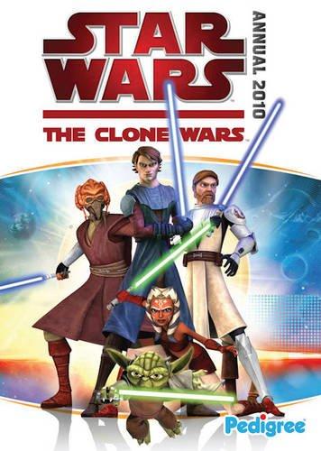 Star Wars The Clone Wars Annual 2010