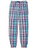 Schiesser Mädchen Schlafanzughose Mix & Relax Webpants Blau