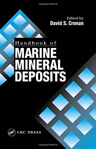 Handbook of Marine Mineral Deposits (Marine Science Series, Band 18)