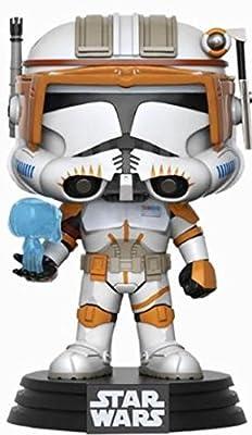 Star Wars Clone Commander Cody Vinyl Figure 176 Figurine de collection