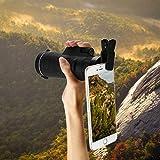 MSE Portable HandHeld 35x50 Adjustable Zoom Monocular Telescope Camping Traveling Hiking Binoculer
