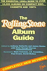 Rolling Stone Album Guide by Anthony DeCurtis (1992-11-19)