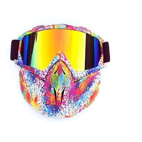 Blisfille Gafas Trabajo Safeyear Gafas Seguridad Fotocromatico,Negro