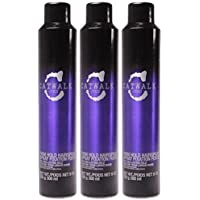Tigi Catwalk Your Highness Firm Hold Hairspray, 9 Ounce, (Pack of 3) by Tigi