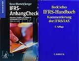 Kombination Beck'sches IFRS-Handbuch und IFRS-AnhangCheck 2017/2018