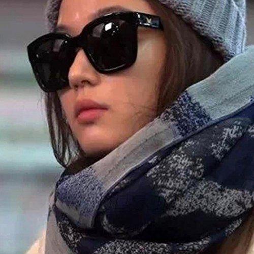 ezon-ch Südkorea 's Sanft Monster von die Sterne Sie qianson Sonnenbrillen BLOCK ABSATZ Yi Zu Together