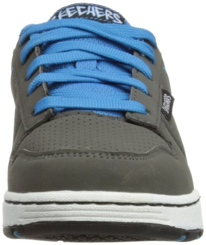 Skechers EndorseSkate Game, Sneakers Basses Garçon Gris (cclb)