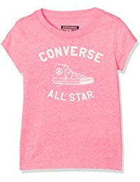 Converse Varsity All Star Tee, T-Shirt Fille