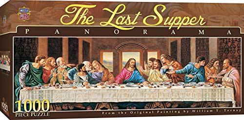 Master-Pieces Last Supper Panoramic