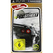 Need for Speed Prostreet [Essentials] - [Sony PSP]