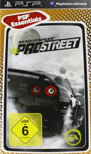 Electronic Arts Need for Speed Prostreet [Essentials] - [Sony PSP]