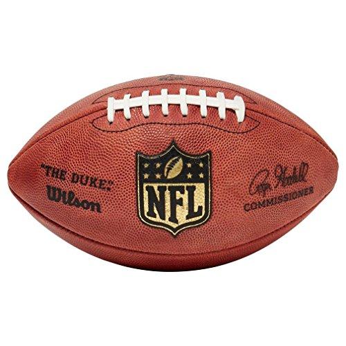 Neue Wilson NFL Spiel Ball Sport Rugby Ausrüstung, Braun, Einheitsgröße