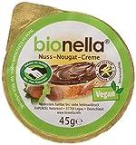 Rapunzel bionella Nuss-Nougat-Creme vegan HIH, 11er Pack (11 x 45 g)
