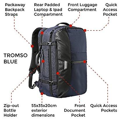 Tromso 55x35x20cm Bolsa de Aero-Viaje