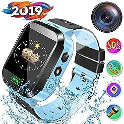 Smartwatch para niños, GPS, Conectividad GSM, boton SOS, Chat de voz...