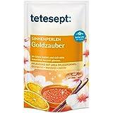 Tetesept 40.375 Sinnen Perlen - Baño de Perla - Golden magia - 6 Pack (6 x 80 g)