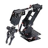 H.Y.FFYH Accessoires d'imprimante Robot Bricolage Intelligent 6 Dof Robot Bras...
