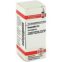 RAUWOLFIA D 2, 10 g preisvergleich bei billige-tabletten.eu