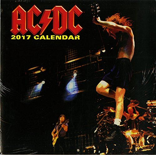 Acdc Calendar 2017 Square (Square Wall) Test