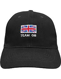 Men's Team GB 2016 Summer Union Jack Baseball Cap