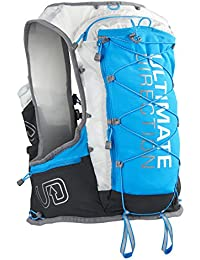 Ultimate Direction Ak Mountain Vest 3.3 Mochila Running, Unisex Adulto, Gris (Graphite), SM