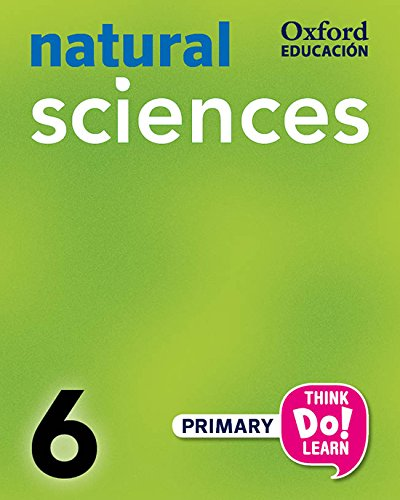 Pack natural science primary 6 student's book (think do learn)