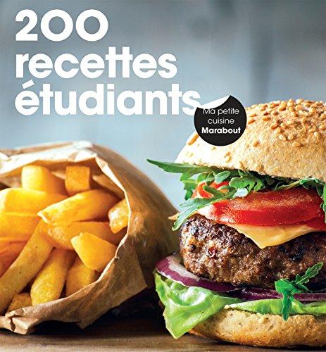 200 recettes étudiants