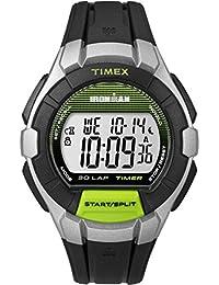 Timex Herren-Armbanduhr IRONMAN Essential 30 Full-Size Digital Quarz Plastik TW5K95800