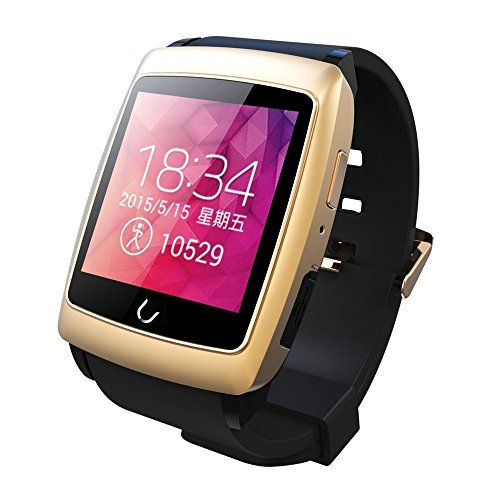 Develop U18 Uwatch NFC Smartwatch Android 4.4 Bluetooth 4.0 Wearable Device Fitness...