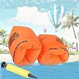 YTHH - Brazalete hinchable flotador de mangas flotantes para natación, brazaletes de tubo para niños