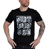 Star Wars Wookie Expressions T-Shirt Chewbacca Baumwolle lizenziert schwarz - M