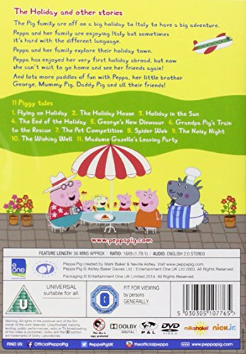 Image of Peppa Pig: The Holiday [Volume 19] [DVD]