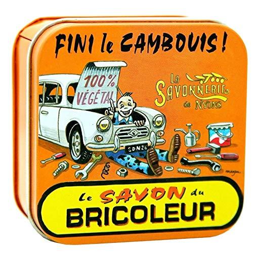 La Savonnerie de Nyons Heimwerker Seife 100Gramm, Multi/Farbe, eine Größe -