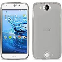 Vcomp® Acer Liquid Jade Z: carcasa silicona Gel-transparente