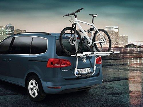 Fahrradträger Original VW Sharan 7N Heckträger Zubehör Heckklappe