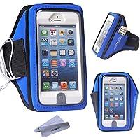 Wisdompro® iPhone 5/5s/5c iPod Touch 5/6 &-Fascia da braccio per