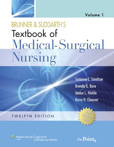 Brunner and Suddarth's Textbook of Medical-Surgical Nursing (English Edition)