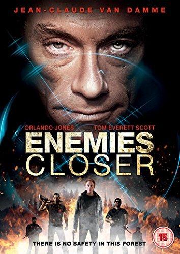 Enemies Closer [DVD] by Jean-Claude Van Damme