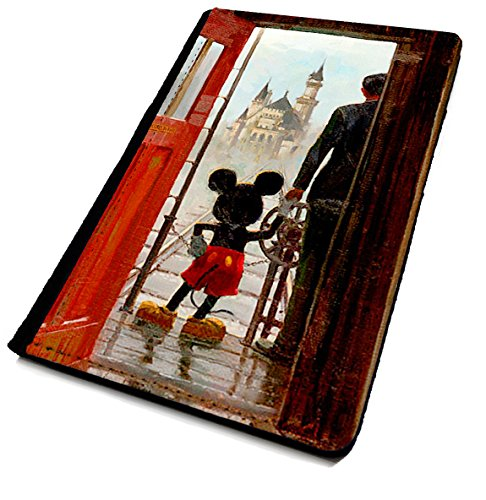 Passport Cover/Halterung. Mickey Hand, Walt. Travel Schutz für Ihr Passport. (Disney Travel Walt)