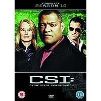 CSI: Las Vegas- Complete Season 10