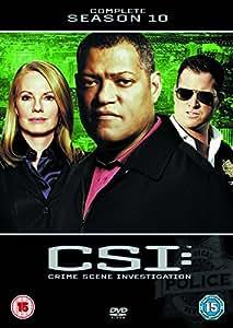 Csi Vegas - Complete Season 10 [DVD]