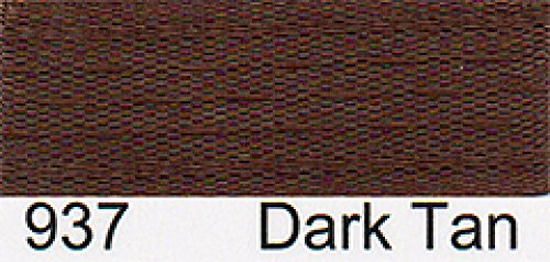 Naht Schrägband 25mm Dark Tan-20m Rolle