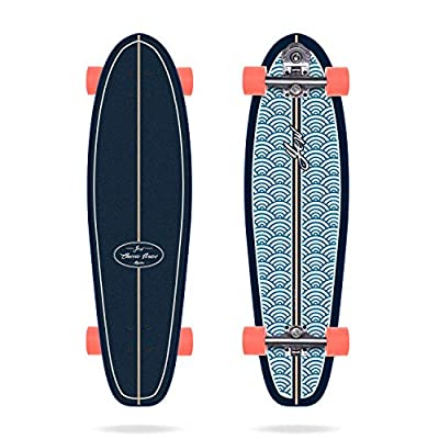 "YOW Mini Malibu 36"" Complete Surfskate Classic Series"