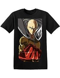 Powerful Man Portrait Men's T-shirt