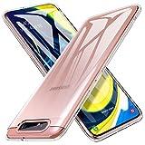 iBetter Slim Thin Protettiva per Samsung Galaxy A80 Cover,Morbido TPU,Antiurto Morbida Silicone...
