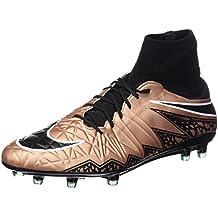 sports shoes 34e0a d6c64 Nike Hypervenom Phatal II DF FG, Scarpe da Calcio Uomo