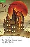 The Fall of the House of Usher and Other Stories, w. MP3-CD (Pearson English Graded Readers)
